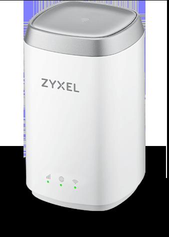 Zyxel unit