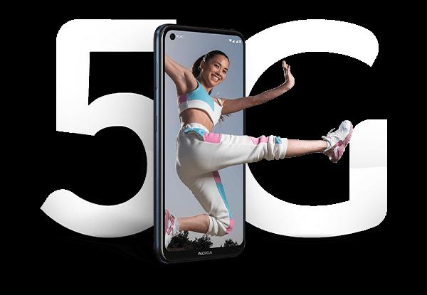 Endless 5G Data Plan