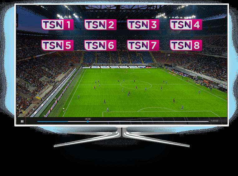 TV TSN Channels