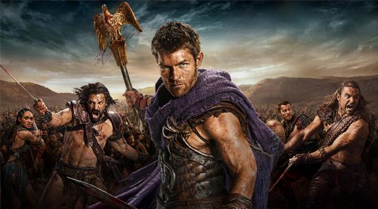 Spartacus: War of Damned