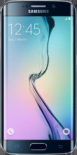 Samsung Galaxy S6 Edge+-front