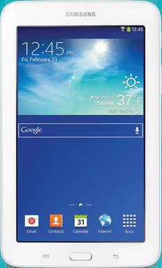 Samsung Galaxy Tab E 8GB-front
