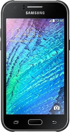 Samsung Galaxy J1 - Front