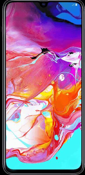 Samsung Galaxy A70 - 1