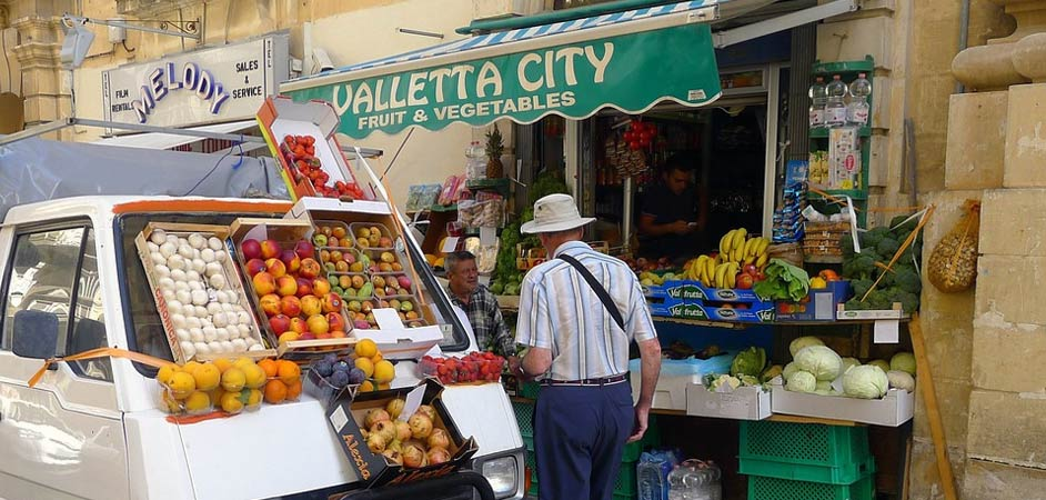 food cost malta