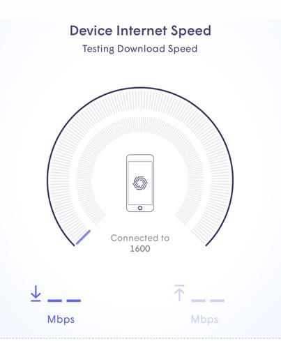 StellarWiFi speed test