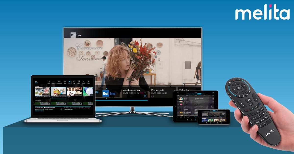 Why Melita NexTV is much more than just TV