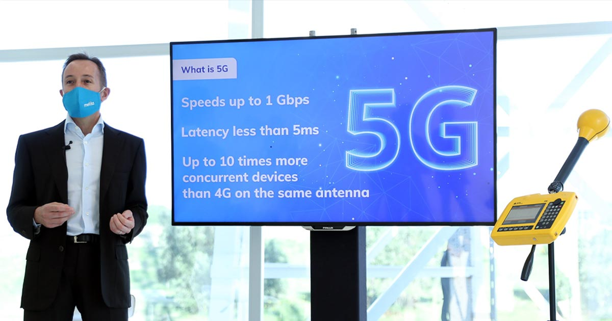 Melita launches limited 5G trial