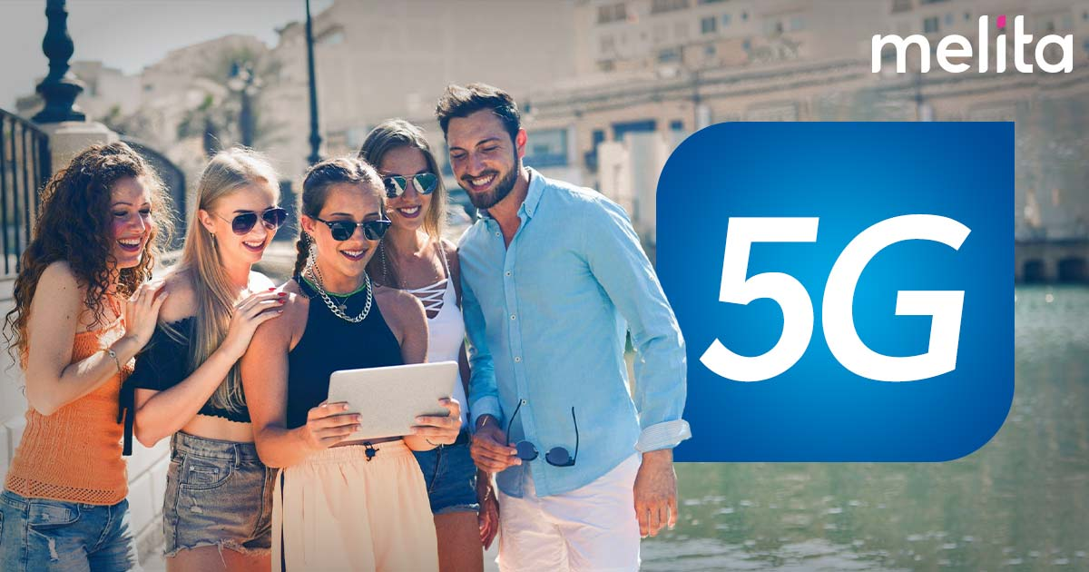 Melita trials ultra-fast 5G network in Malta