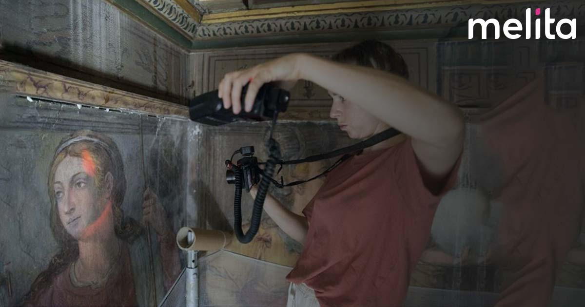Melita Foundation supports conservation works at Grandmaster's Palace