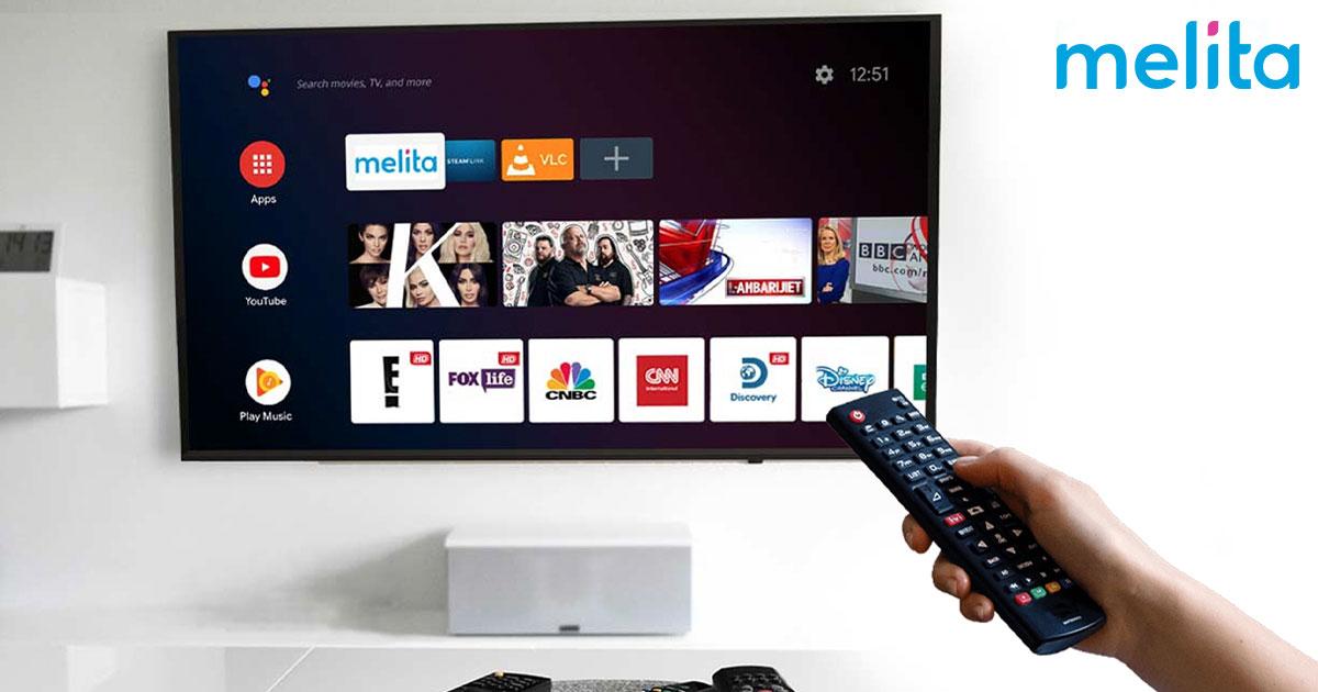 Melita launches NexTV Android TV App