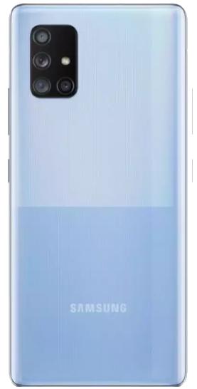 Samsung Galaxy A71 - 2