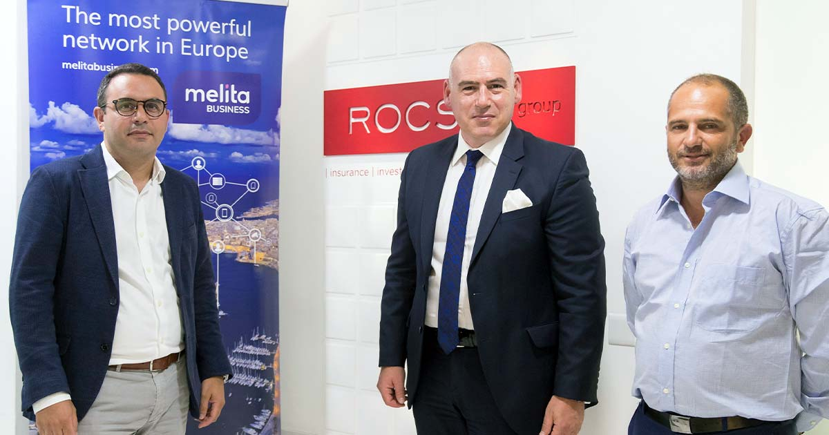 ROCS upgrades to 5G with Melita Business