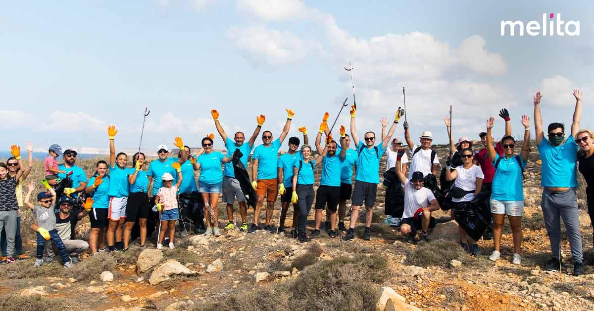 Melita embraces European Sustainable Development Week through multiple activities