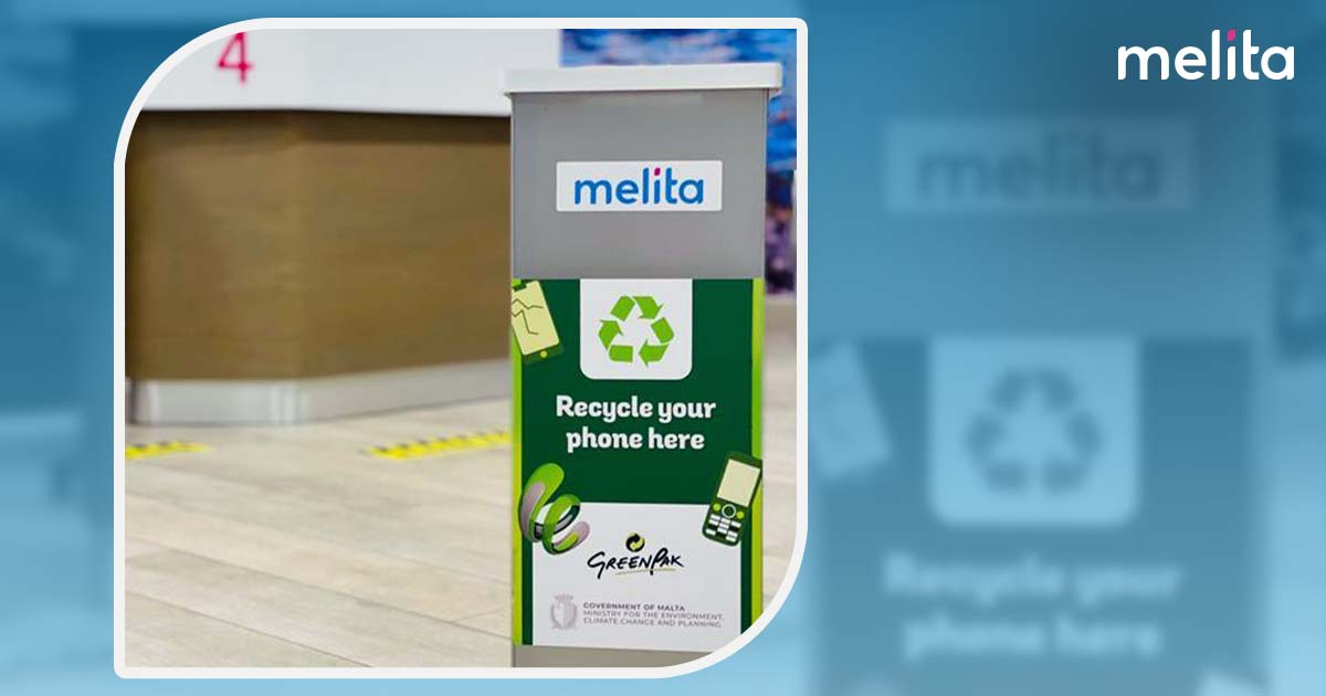 Melita offering customers discounts for old mobile phones